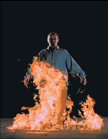 fuoco rabbia bill viola