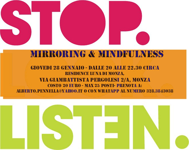 mirroring & mindfulness